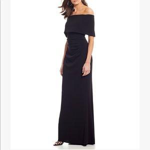 Gorgeous Vince Camuto Black Gown Sz 10